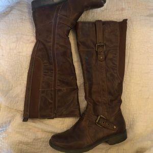 BareTrap knee high boots!